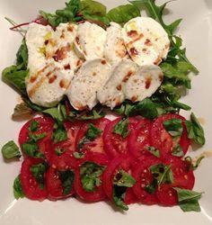 Francesca Kookt!: Salade caprese