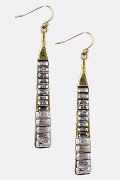 Sima Crystal Earrings