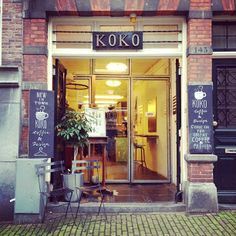 Koko Coffee & Design - Coffee, kunst http://ilovekoko.com