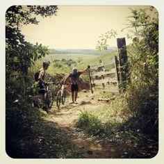 Estrada da Floresta, Itaperuna/RJ