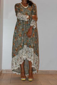 Women S Fashion Yarraville Arab Fashion, Boho Fashion, Fashion Outfits, Dressy Casual Outfits, Modesty Fashion, Tent Dress, African Print Fashion, Vintage Style Dresses, African Dress