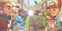 Subway Surfer is a game that is not unknown to many; isn't it? A large number of people worldwide play this game and enjoy to the core. Using Subway Surfers Cheats is the brand new way of user friendly cash, coins and energy similar to the popular Temple Run. The highly popular android game is developed in order