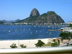 Praia de botafogo, Brasil