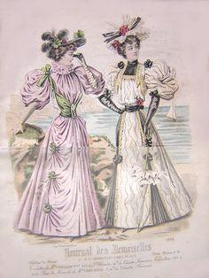 journal des demoiselles | Journal des Demoiselles, Année 1894, planche 4998_x