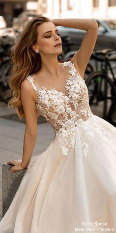 Ricca Sposa 2020 Wedding Dresses 20-009-2 #wedding #weddings #weddingideas #weddingdresses #weddinginspiration #wedding2020 #dpf