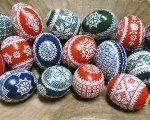 Veľkonočné vajíčka Egg Tree, Fudge Cake, Filet Crochet, Guacamole, Easter Eggs, Food And Drink, Wax, Christmas, Author