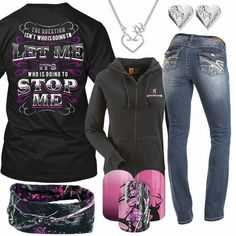 Who Is Going To Stop Me Browning Zip Hoodie Outfit - Real Country Ladies Source by croodslover Fashion outfits Country Girl Outfits, Country Girl Shirts, Cowgirl Outfits, Western Outfits, Country Girls, Cowgirl Clothing, Cowgirl Fashion, Vintage Country, Country Life