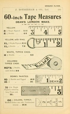 General price list. J. Rotherham & Co. Ltd. Dean's London Make