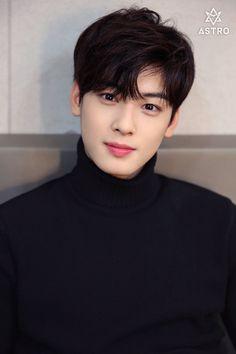 My bias- Astro Eun Woo