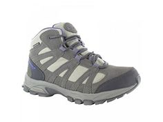 Hi-Tec Alto Women's Mid Waterproof Walking Boots - 8 - Grey - http://shopping-craze.com/2016/05/12/hi-tec-alto-womens-mid-waterproof-walking-boots-8-grey/