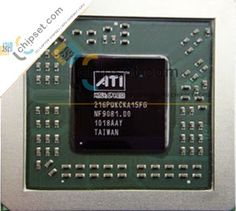 IC |Chipset | laptop chipset | GPU chipset |: ATI 216PQKCKA15FG X1800