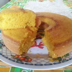 Olha que delícia essa Receita de Bolo De Milho Cremoso: http://receitasdebolo.com.br/bolo-de-milho-cremoso/ ----- Para Ver Mais Receitas Deliciosas: Acesse!  http://receitasdebolo.com.br