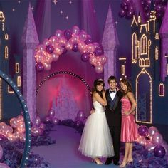 12 ft. Welcome to Your Fairytale Arch Kit-Prom Decorations