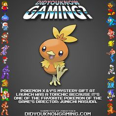 Providing general trivia about the subject of video games. Pokemon Pins, Pokemon Memes, My Pokemon, Cool Pokemon, Pokemon Stuff, Gaming Facts, Gaming Memes, Video Game Facts, Video Games