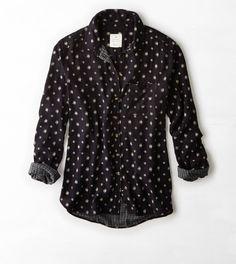 woven shirt <3