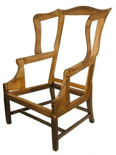 18th Century Wingback Chair   Google Search