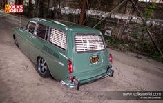 1964 VW Type 3 Squareback | VolksWorld