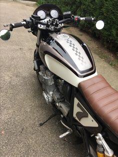 Café Racer XJR1300