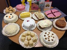 Btc bake off 2013 entries!