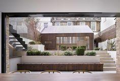 Lateral House, Pitman Tozer Architects - kitchen extension, garden and annex Style At Home, Home Design, Design Ideas, The Block Kitchen, South Facing Garden, Architect House, House Extensions, Minimalist Home, Cladding