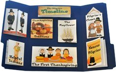 Free Thanksgiving Lapbook - limited quantities available.