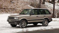 The Second-Generation Range Rover - Classic Driver - MAGAZINE - Modern Classic