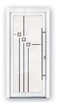 Porte d 39 entr e pvc tryba porte d 39 entr e pinterest d and entrees - Tryba porte d entree aluminium ...