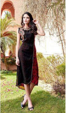 Black Color Georgette Achkan Readymade Kurti   FH575785203 Follow us @heenastyle  #eidsale #eid #eidcollection #eidoutfit #eidoffer #indianwedding #pakistaniwedding #eidspecial #clothes #fashion #jewellery #sale #grandsale #eidmubarak #eiddiscount #stitched #stitchedkurti #cotton #cottonkurti #kurtionsale #islamabadian #ledies #uk #usa #girlsstyle #girlskurtis #fashion #designer #design #shippingacrossworld #pakistani #heenastyle
