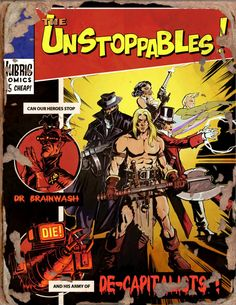 UnStoppables Brainwash Book - Fallout 4 by PlanK-69 on DeviantArt