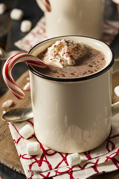 A cup of yummy warmness later in the day a cozy mug full of peppermint hot chocolate is just what I need to keep the day moving. Hot Chocolate Recipe.