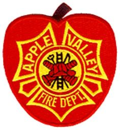 City of Apple Valley Fire Department Logo