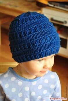 Простая, но очень эффектная шапочка - Вяжем вместе он-лайн - Страна Мам