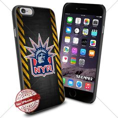 "NHL New York Rangers iPhone 6 4.7"" Case Cover Protector for iPhone 6 TPU Rubber Case Black SHUMMA http://www.amazon.com/dp/B013M96I5Q/ref=cm_sw_r_pi_dp_5cScwb1VN0D0X"