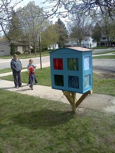 Little Libraries and Friends - Little Free Library