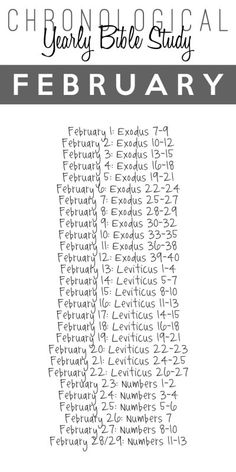 List of Bible Books in Chronological Order. Much clearer