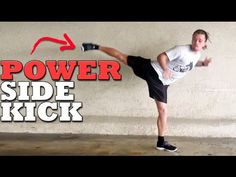 The Most Powerful Kick: Hopping Side Tutorial Muay Thai Techniques, Martial Arts Techniques, Self Defense Techniques, Kickboxing Moves, Viking Workout, Mixed Martial Arts Training, Mma Workout, Martial Arts Weapons, Mma Boxing