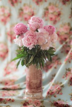 For your ValentinePeony Bouquet soft pink by PhotographybyMaryM, $30.00