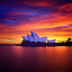 #Sydney Opera House, #Australia