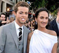Shia Labeouf and Megan Fox