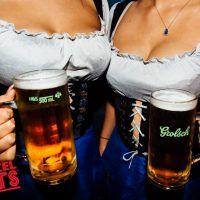 Oktoberfest - Fridays Nights - Schnitzel n Tits - Theatre Restaurant - Video Burlesque Show, Beer Festival, Hens Night, Theatre, Waiting, October, Friday, Entertainment, Restaurant
