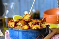 Batata Harra : Pommes de terre épicées libanaise #libanesedish #easyrecipe #potatoes #spices
