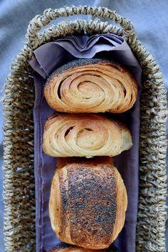 Cooking Bread, Bread Baking, Denmark Food, Danish Food, No Bake Snacks, Food Crush, Bread And Pastries, Bread Recipes, Delish