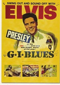 "Elvis ""G*I* Blues"""