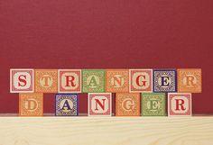 teaching your kids about stranger danger