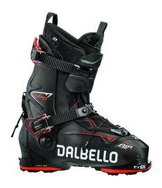 Dalbello Lupo Air 130 Alpine Touring Ski Boots 2020 - in Black Botas Ski, Mens Boot, Mens Skis, Op Logo, Linnet, Ski Boots, Snowboards, Boot Cuffs, Wide Feet