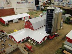Pictures from the 2012 National Farm Toy Show held in Dyersville, Iowa. Toy Trucks, Fire Trucks, Dyersville Iowa, Siku Control, Farm Images, Toy Display, Farm Toys, Mini Farm, Model Train Layouts