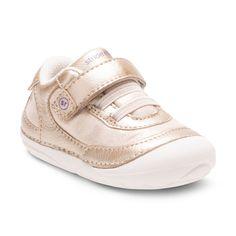 Stride Rite SM Jazzy Sneaker - Gold