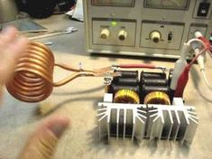 Induction Heater Circuit ~ FULL explanation & schematic - YouTube