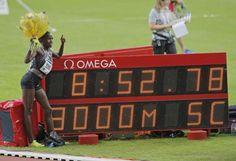Sport: #AtleticaJebet #firma il nuovo record mondiale nei 3000 siepi (link: http://ift.tt/2btuKDh )