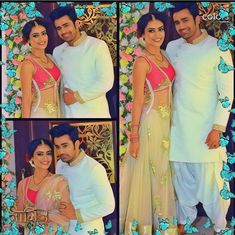 Looking Awesome Together. Cute Couples Photos, Romantic Couples, Lehenga, Sarees, Diamond Mangalsutra, Lace Saree, Mens Kurta Designs, Ballroom Costumes, Indian Gowns Dresses